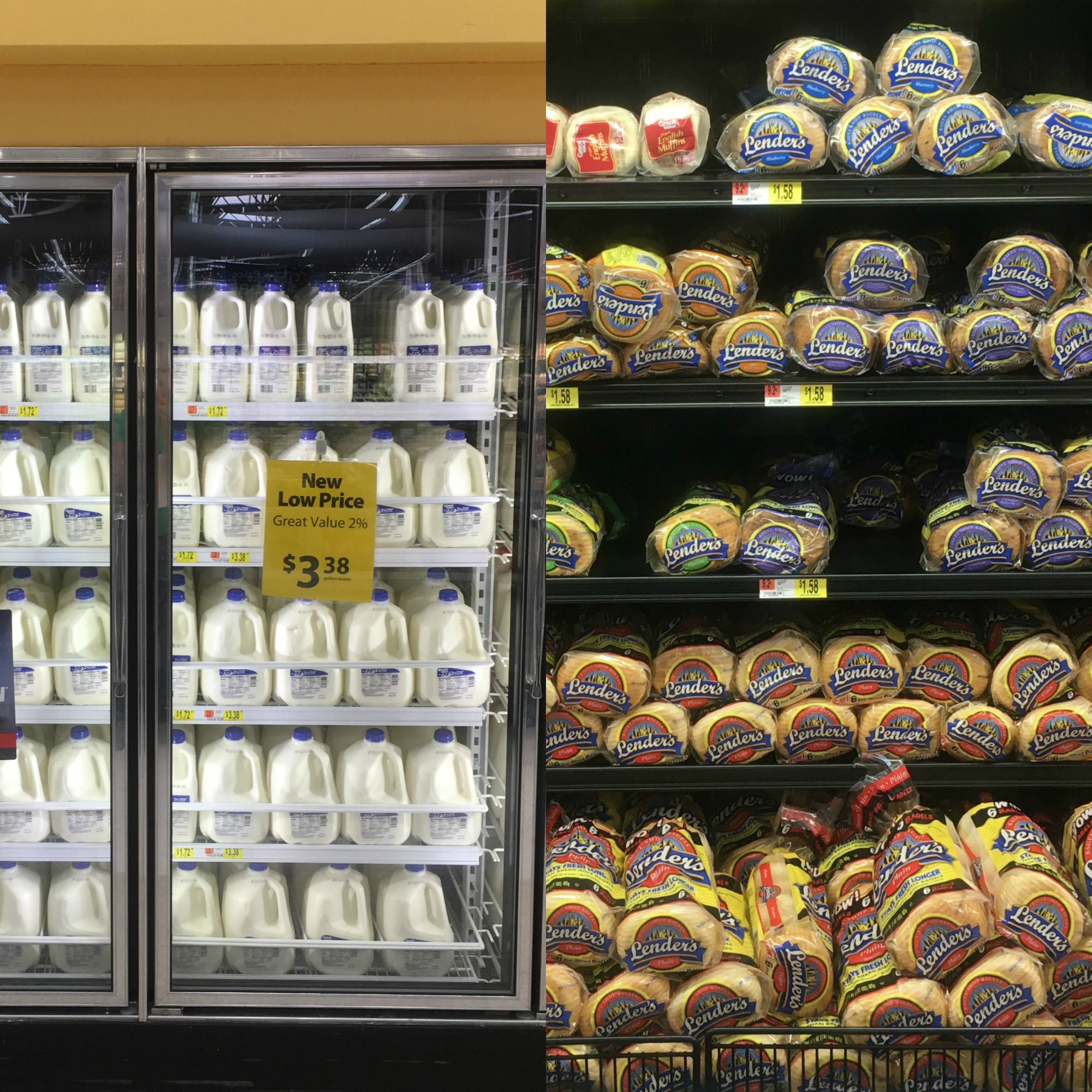 Walmart has everything you need to Build A Better Breakfast #BetterBreakfast