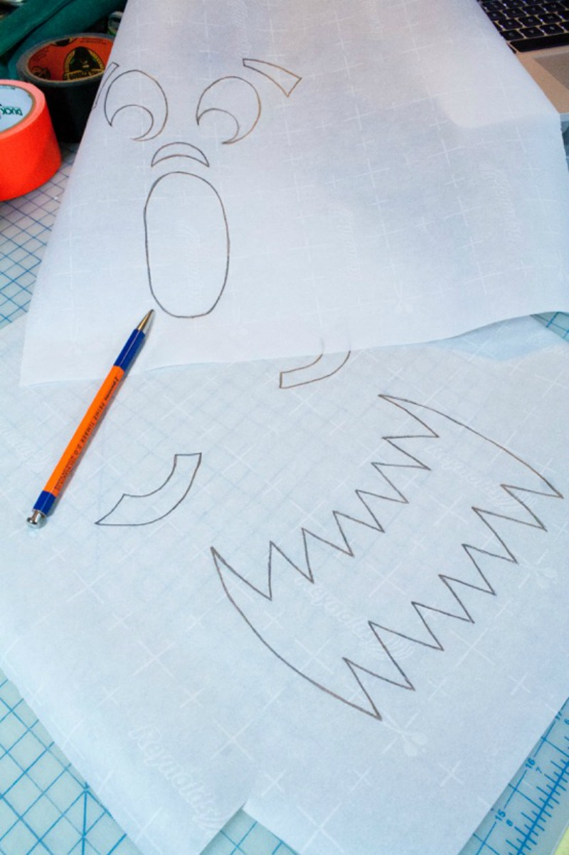 draw-your-designs-on-parchment-paper