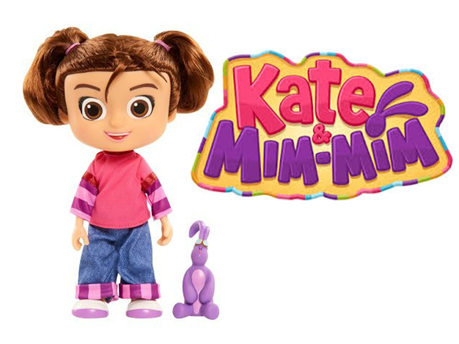Kate and Mim-Mim Adventures with Kate Doll