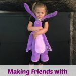 Making Friends with Kate and Mim-Mim (Giveaway)