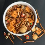 Halloween Snack Mix Recipe–a Sweet and Salty Treat!