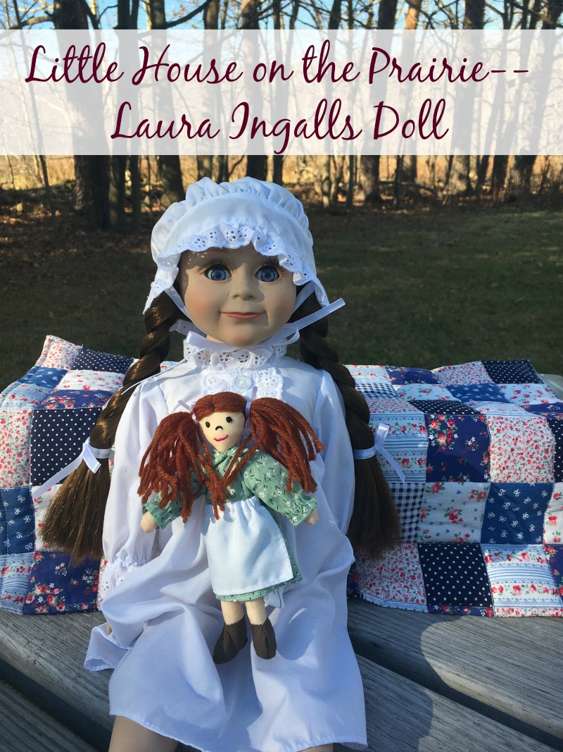 Little House on the Prairie Laura Ingalls Doll #ad