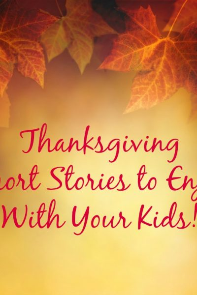 Thanksgiving Short Stories
