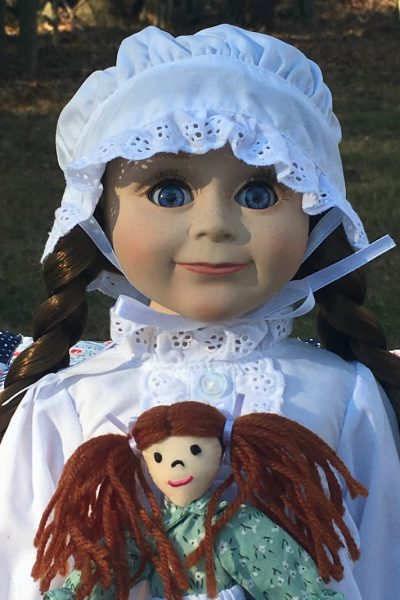 Little House on the Prairie Laura Ingalls Doll Review and Giveaway!
