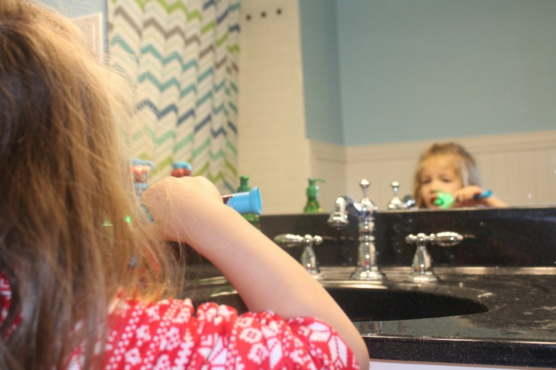 Brushing Your Teeth is Fun with A Firefly Toothbrush #GoodCleanFun