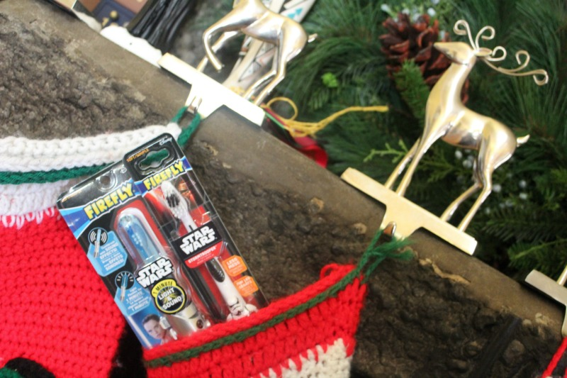 Firefly Toothbrush make great Stocking Stuffers #GoodCleanFun