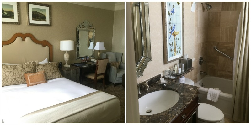 Elegant rooms at the Hotel Hershey #SweetestMoms