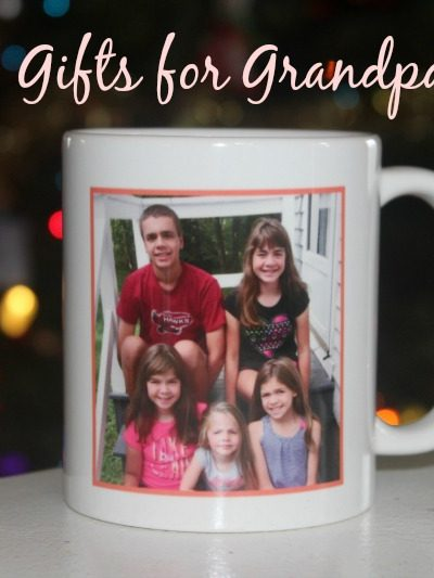 Top 3 Holiday Photo Gifts for Grandparents