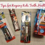 Keeping Kids Teeth Healthy during the Holiday's