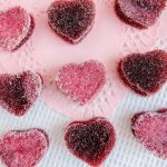 Homemade Gummy Heart –Perfect for Valentine's Day!