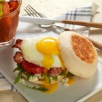 Bacon-zola Breakfast Sandwich