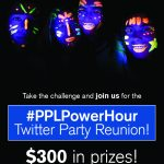 RSVP for the PPL Power Hour Twitter Party and Win!