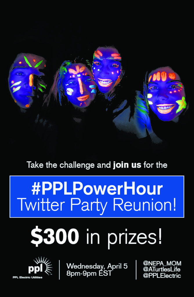 Join me for the PPLPowerHour Twitter Party and win $300 in prizes!