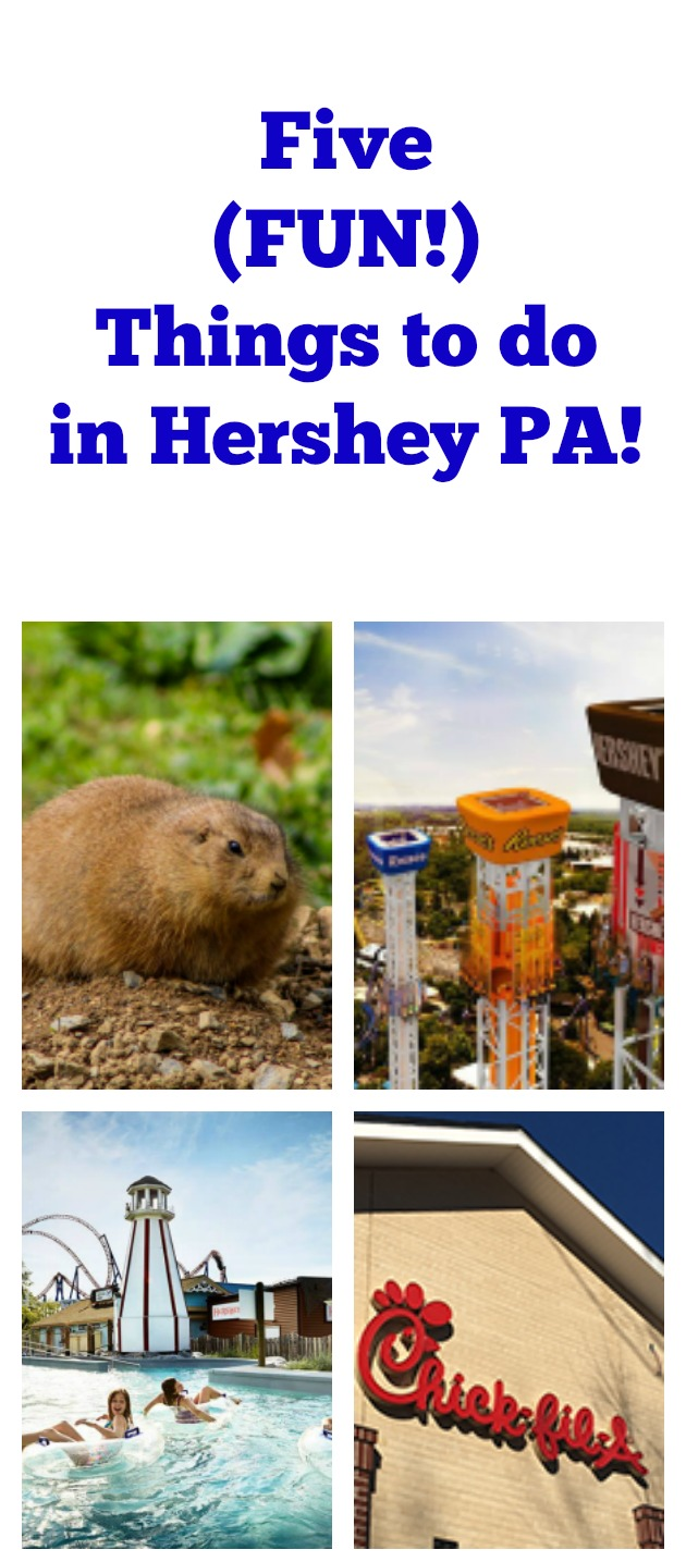 Check out these Five (FUN!)things to do in Hershey PA!  Have a great time visiting with your family and make some really special memories!
