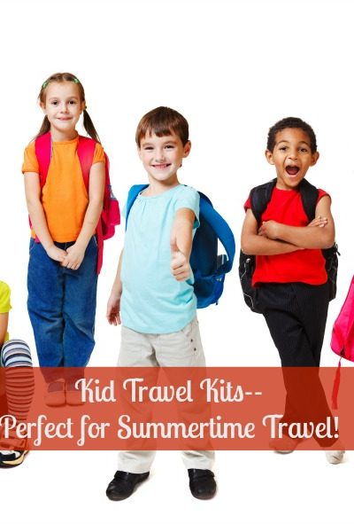 Kids Travel Kits