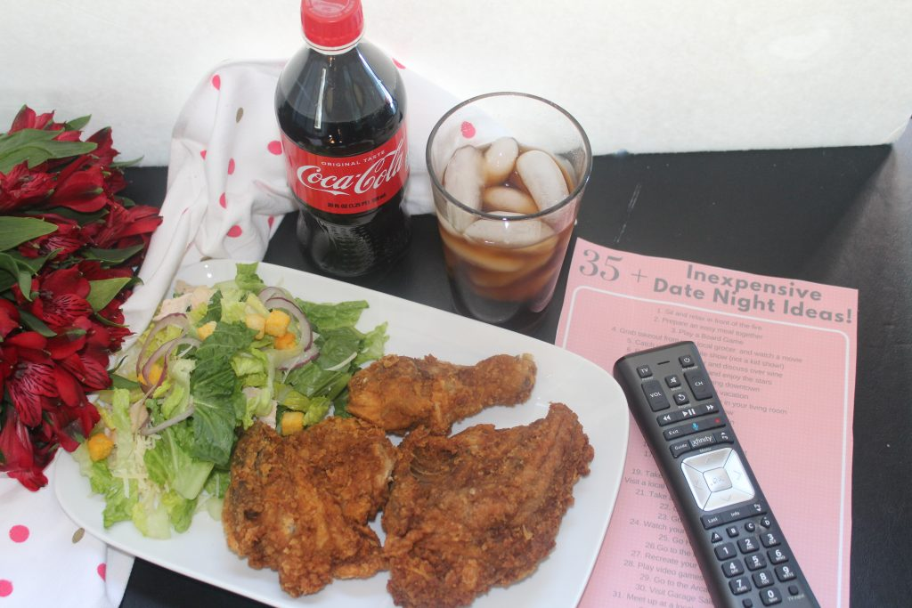 Make Date Night easy with Coca-Cola™ and ShopRite! #ServeWithACoke #ShopRite #ad