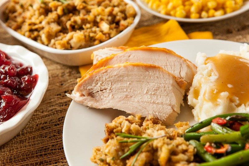 Check out my list of yummy Thanksgiving Food Ideas for your perfect Thanksgiving meal!