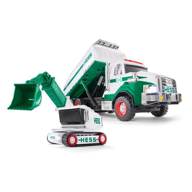 The Hess Toy Truck is an iconic gift for your truck loving boys!