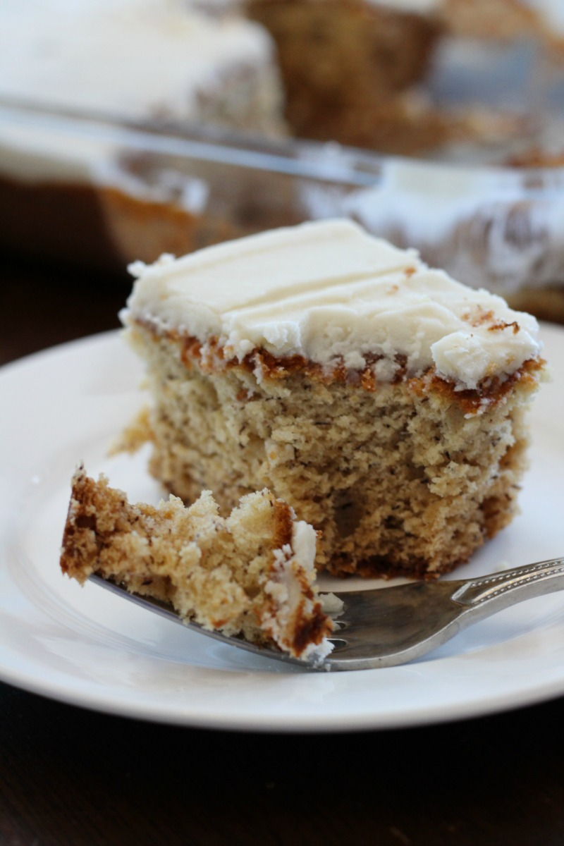 Simple Banana Cake Recipe Full Of Flavor And So Easy To Make Your Whole Family Will Love It