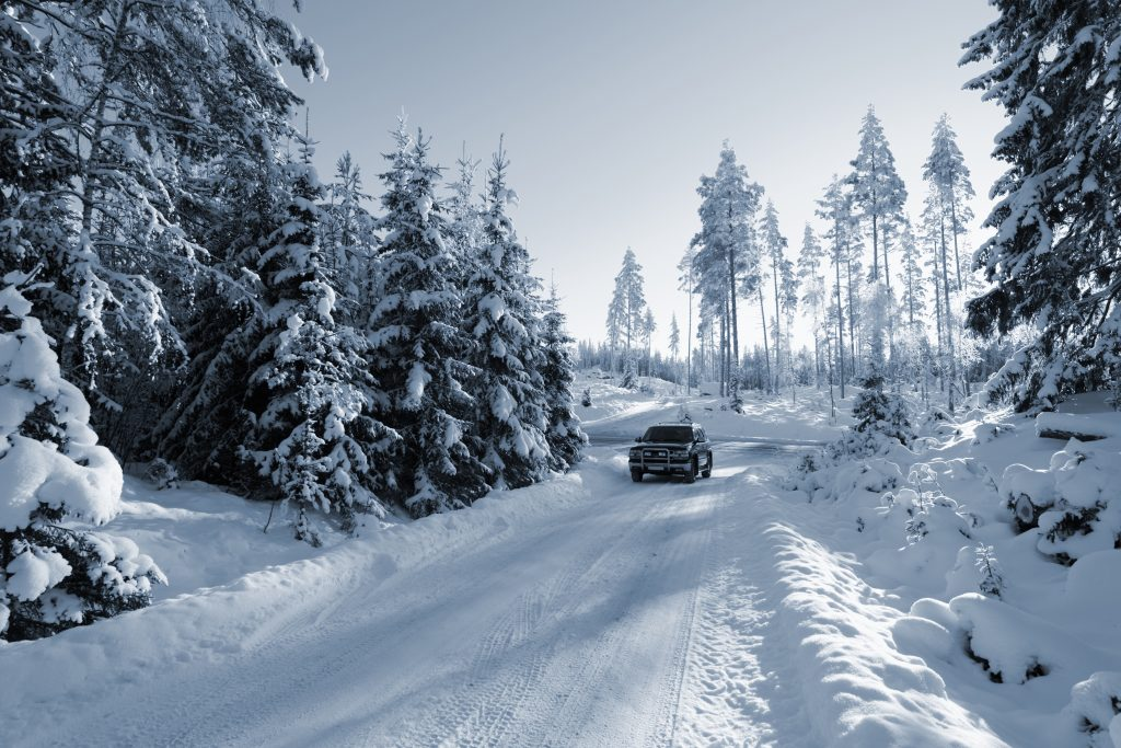 Winter Car Emergency Essentials Make Sure You Are