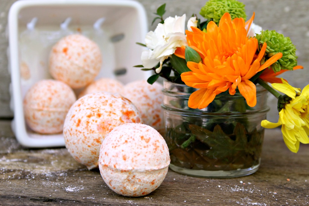 Sinus Relief Bath Bombs make great gifts