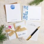 Basic Invite has all your stationery needs!