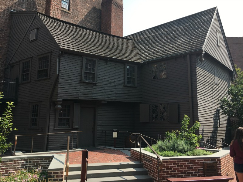 Make time to visit the Paul Revere House and learn more about his trip and how he lived during his time in this house.