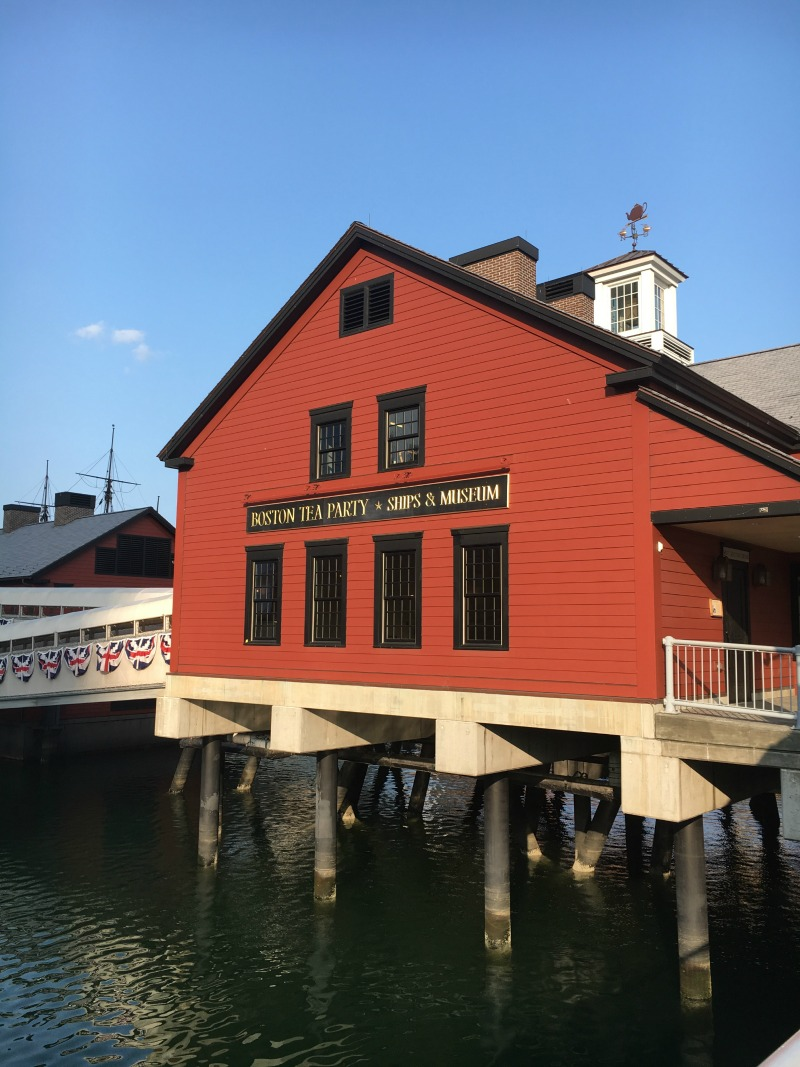 The Boston Tea Party Ship and Museum is a must see--your entire family will love this interactive experience!