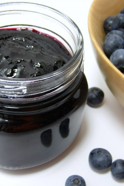 How to make Blueberry Jam in the Instant Pot