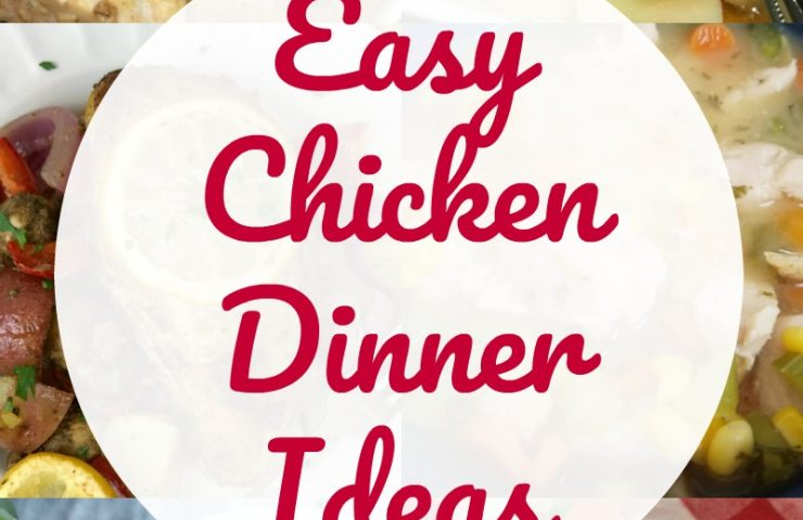 Good food and family fun recipes and resources for busy moms easy chicken dinner ideas forumfinder